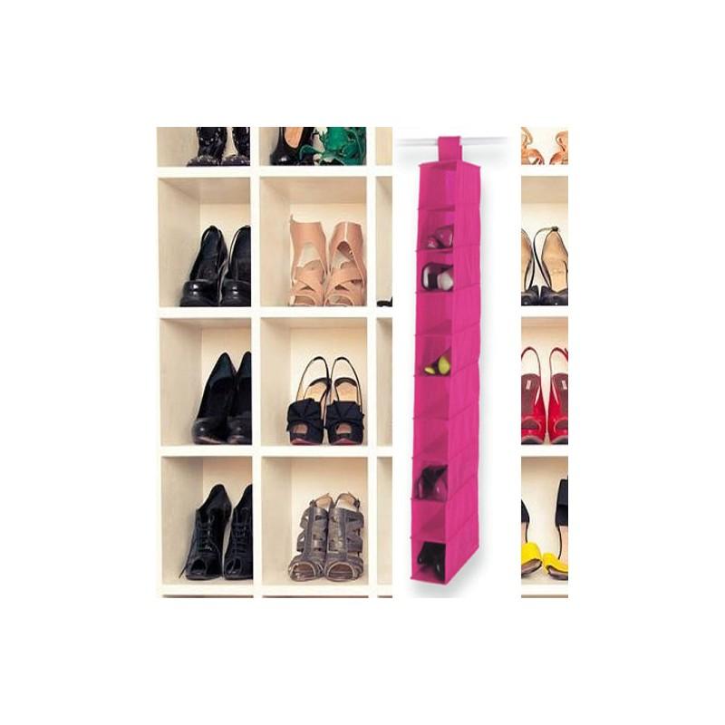Zapatero colgante complemento armario guardar calzado for Zapatero para guardar zapatos