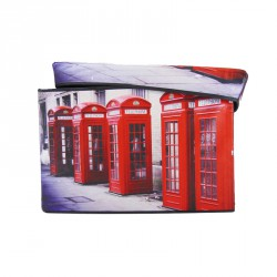 CAJA PUFF DOBLE LONDRES