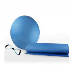 YOGA Y PILATES - SET COMPLETO