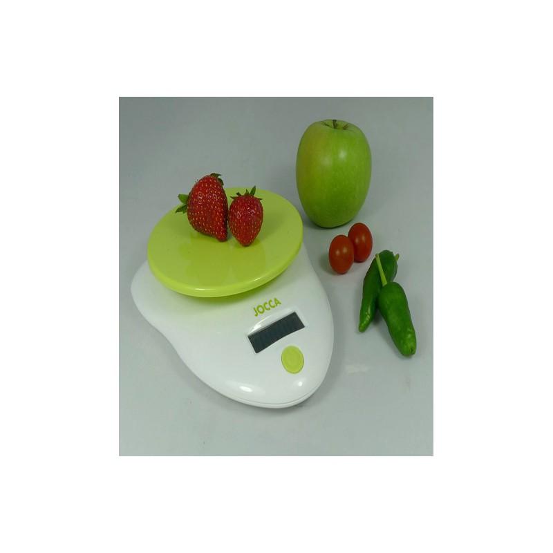 Bascula de cocina verde jocca shop - Bascula cocina carrefour ...
