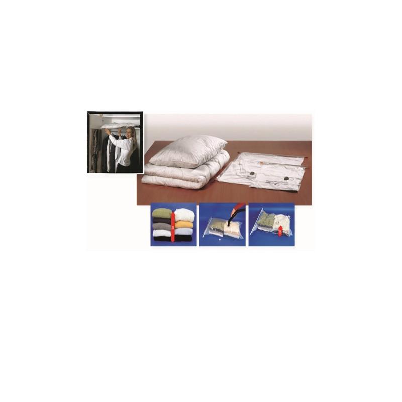 sac rangement v tements sous vide sac conomie espace rangement armoire. Black Bedroom Furniture Sets. Home Design Ideas