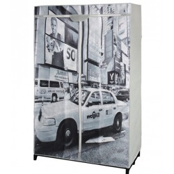 ARMOIRE TNT TAXI NEW YORK