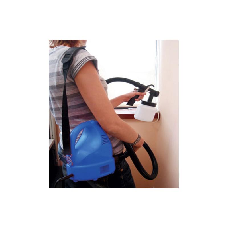 pistola de pintura el ctrica pistola pulverizadora de pintura comprar pistola para pintar. Black Bedroom Furniture Sets. Home Design Ideas