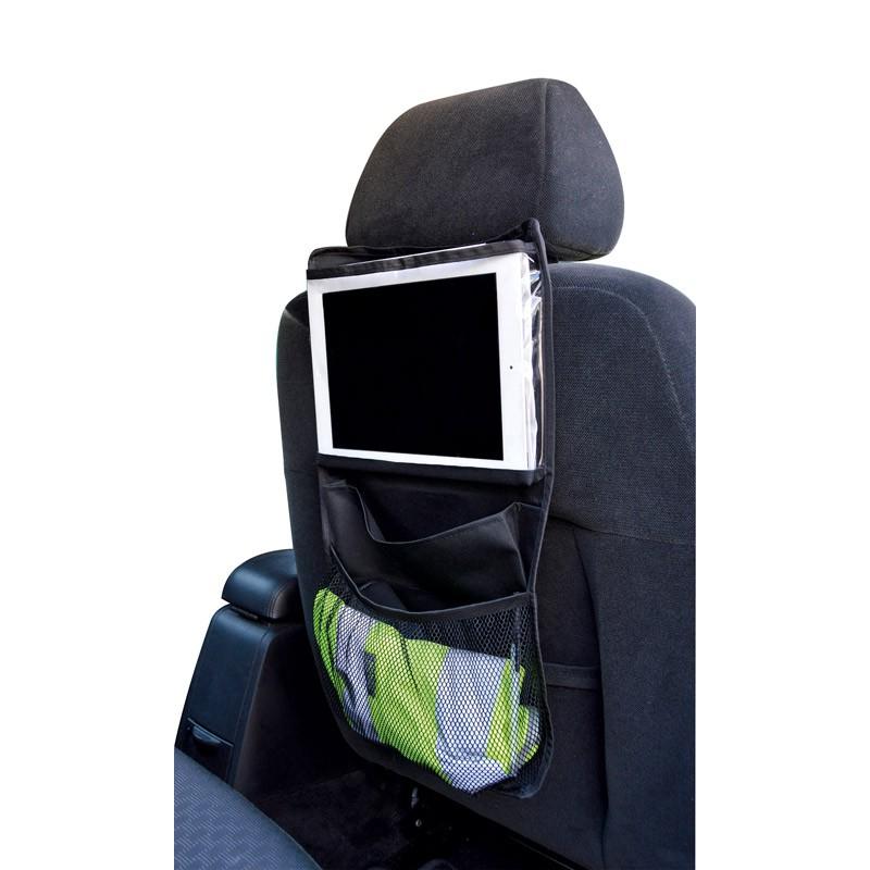 Organisateur pour si ge auto avec housse jocca shop - Tablette pour siege auto ...