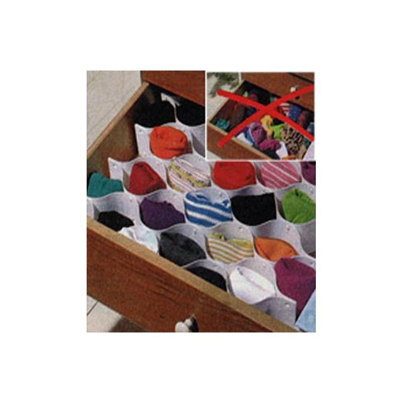 Organizadores de cajones jocca ocho piezas for Organisateur tiroir