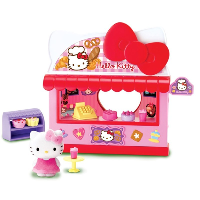 PANADERIA HELLO KITTY