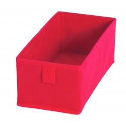 Pack de 3 organizadores rojos