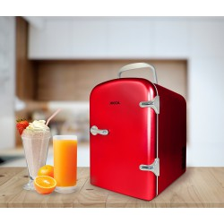 FRIGO PORTABLE ROUGE