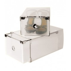 PLASTIC SHOE MEDIUM BOXES