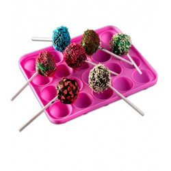 CAKE POPS SILICONE MOULD