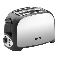 SILVER STEEL TOASTER