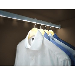 LED WARDROBE HANGER BAR