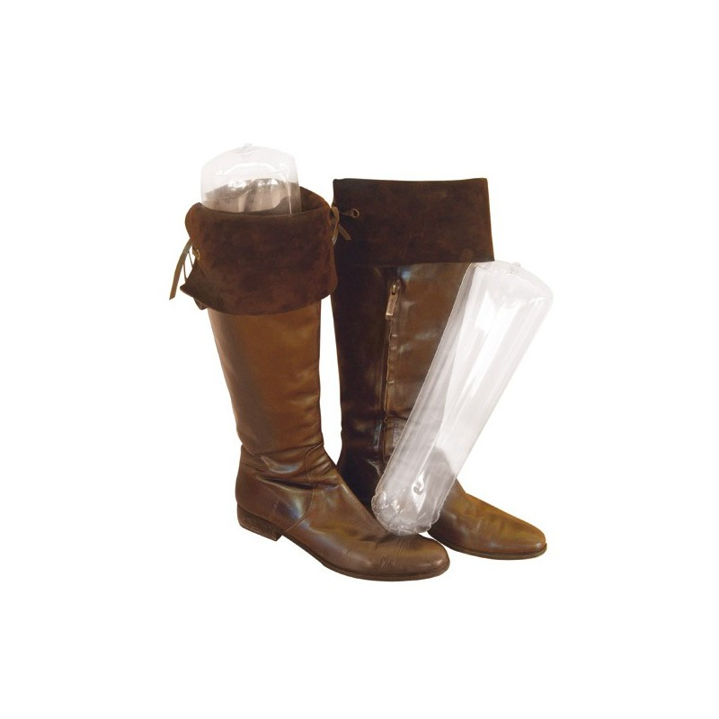 SET OF 2 INFLATABLE SHOETREES FOR BOOTS