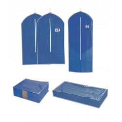 Set 5 unidades de organización azul